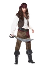 Mens Pirate Vigilante Costume