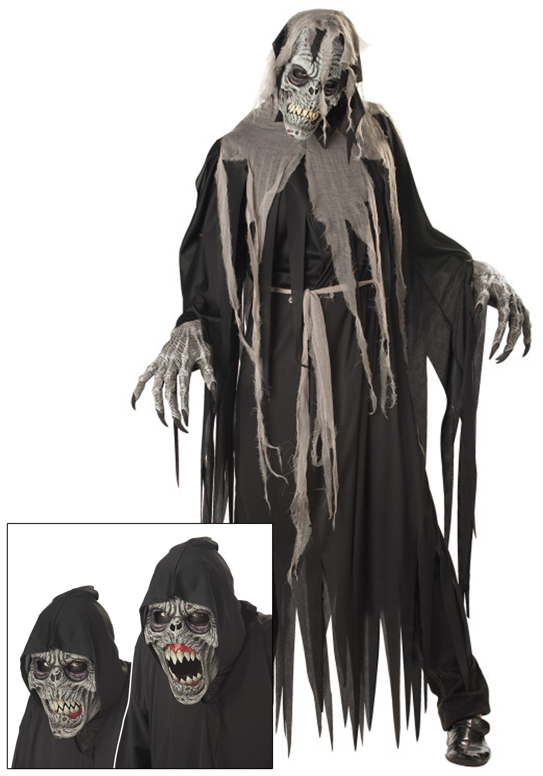 grim crypt crawler costume