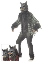 Adult Full Moon Werewolf Costume