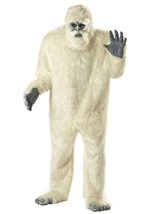 Abominable Snowman Mens Costume
