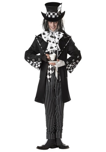 Mad Mad Hatter Costume