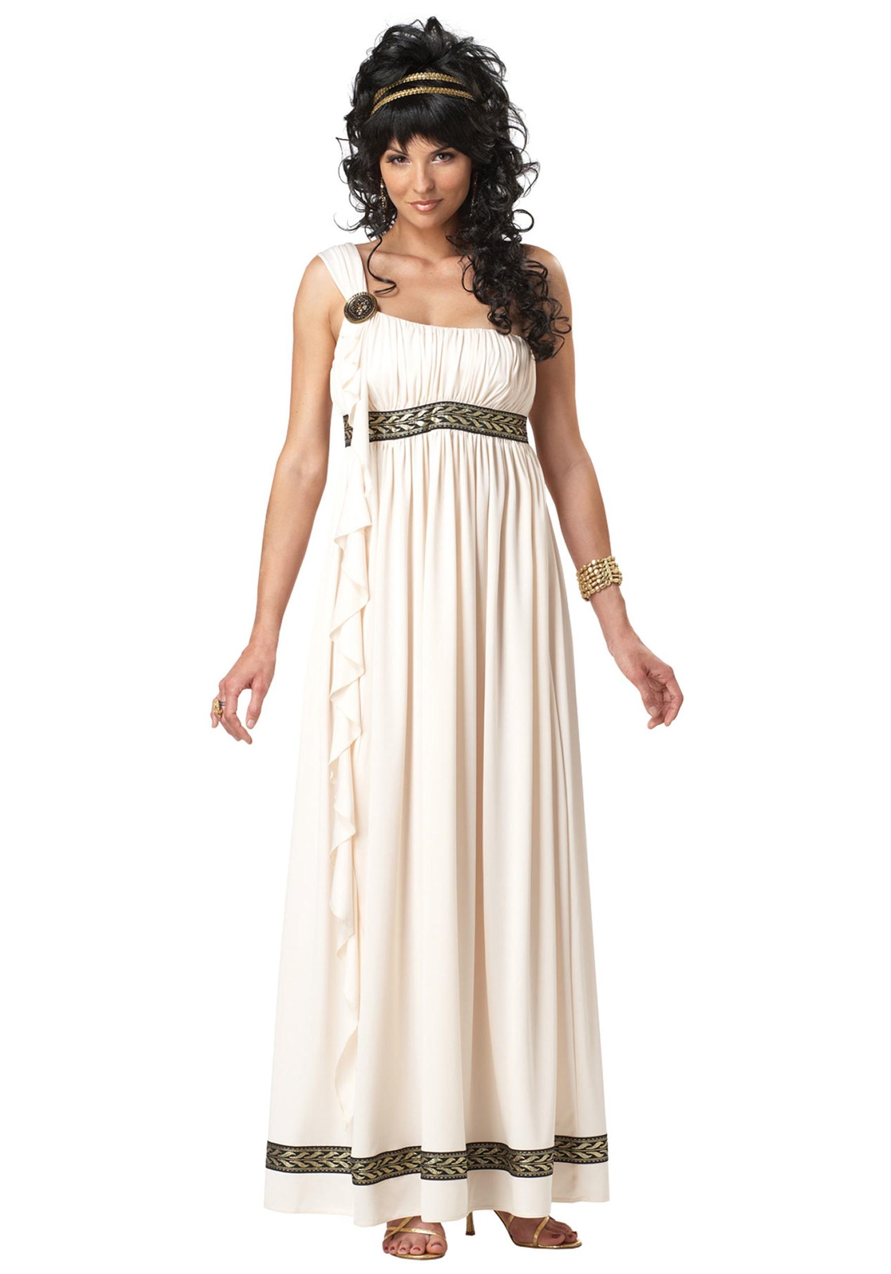 Olympic Goddess Women's Costume