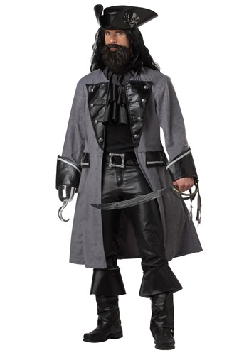 Blackbeard Pirate Costume