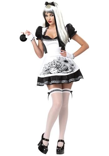 Sexy Gothic Alice Costume