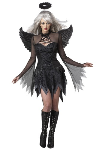 Seductive Fallen Angel Costume