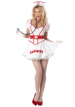 Miss Behaving Nurse Costume