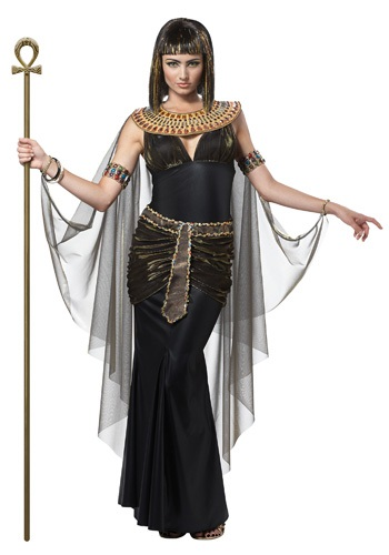 Womens Dark Cleopatra Costume