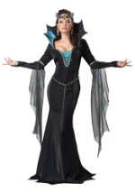 Ladies Evil Dark Sorceress Costume