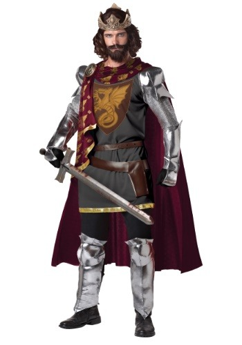 King Arthur of Britain Costume