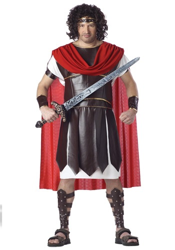 Plus Size Mens Hercules Costume