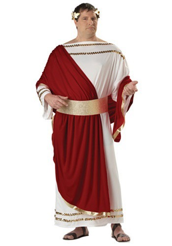 Plus Size Julius Ceasar Costume
