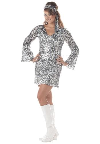 Disco Diva Plus Size Dress