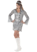 Disco Diva Plus Size Dress