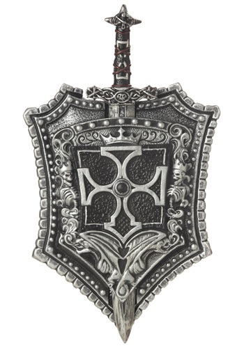 Holy Knight Shield and Sword