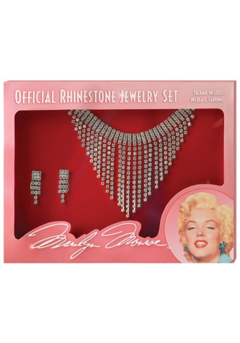 Marilyn Monroe Costume Jewelry