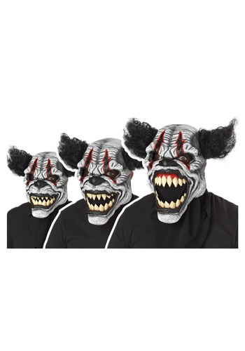 Evil Last Laugh Clown Mask