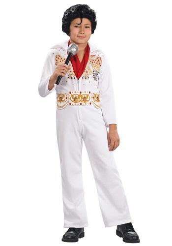 Boys Elvis Costume