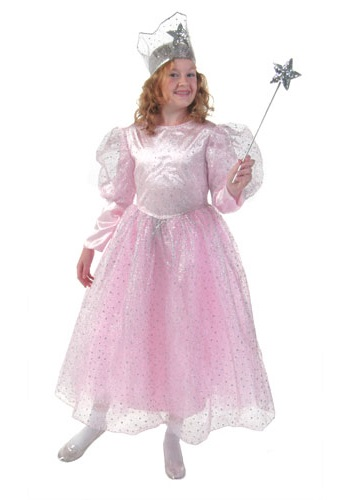 Teen Glinda the Good Witch Costume  sc 1 st  Halloween Costume & Teen Glinda the Good Witch Costume - Girls Wizard of Oz Costumes