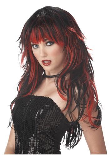 Sexy Vampiress Wig