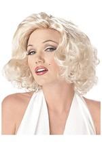 Blond Marilyn Monroe Wig