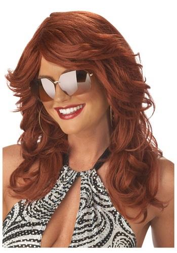 Disco Dancing Diva Wig