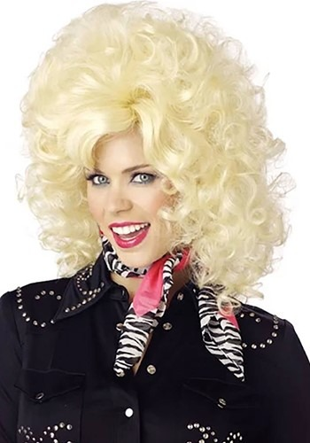 Country Western Singer Wig