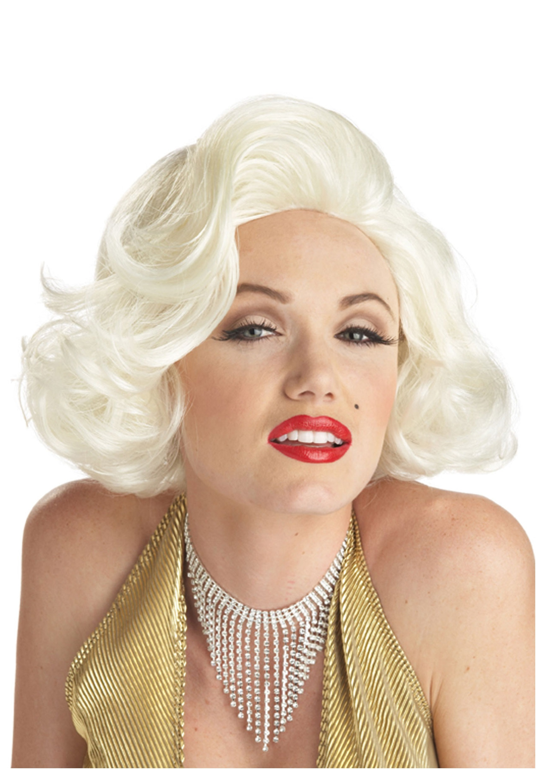 Platinum Marilyn Costume Wig  sc 1 st  Halloween Costume : wigs for costumes  - Germanpascual.Com