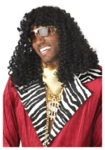 Retro Jheri Curl Wig