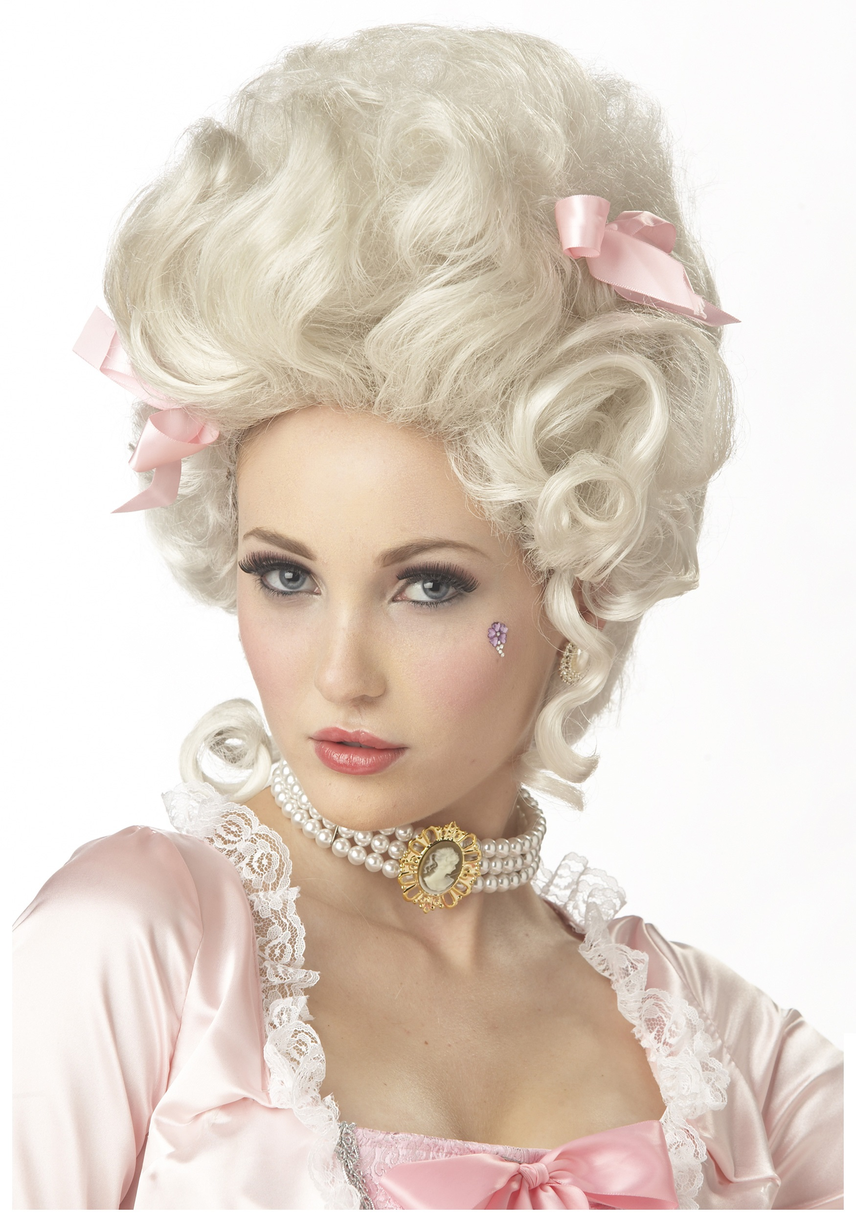French Marie Antoinette Wig International Adult Costume Wigs
