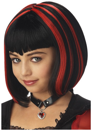 Girl Vampire Wig