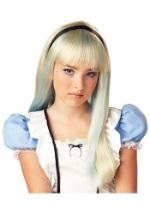 Alice Costume Wig