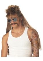 Hillbilly Mullet & Mustache