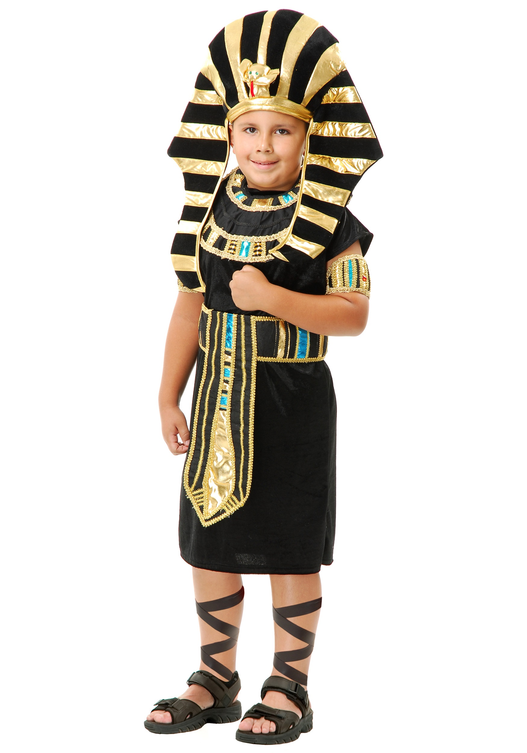 Boys King Tut Costume  sc 1 st  Halloween Costume & Boys King Tut Costume - Egyptian Halloween Costume Ideas for Kids