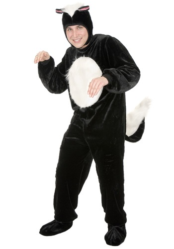 Forest Skunk Costume