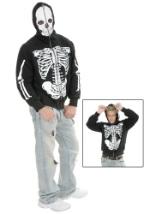 Adult Skeleton Hoodie