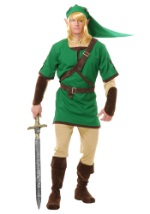 Mens Elf Warrior Costume