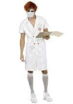 Nurse Villain Costume