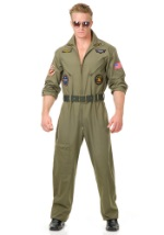 Airforce Pilot Plus Size Costume