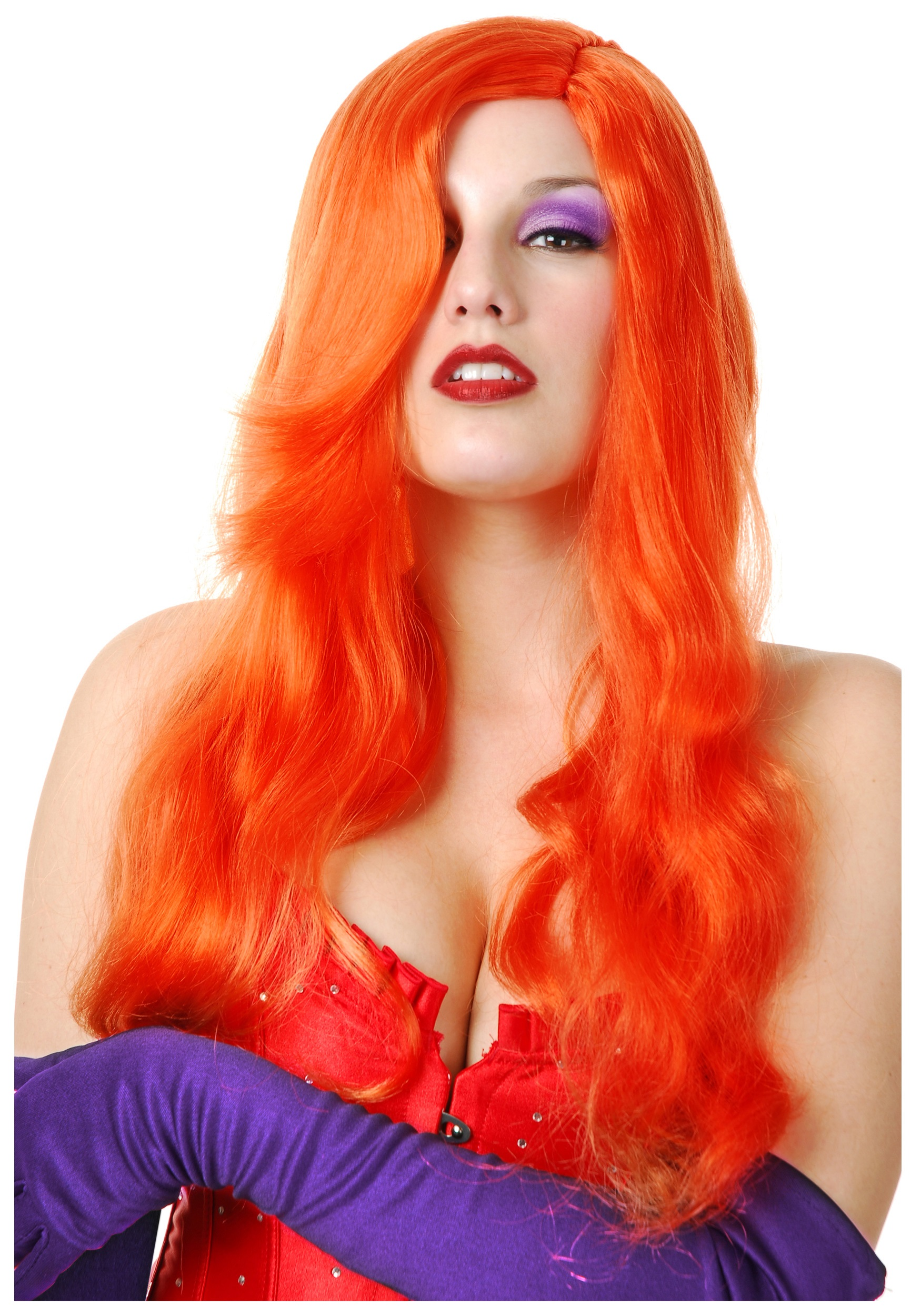 Sexy Hollywood Cartoon Wig  sc 1 st  Halloween Costume : red head costume ideas  - Germanpascual.Com