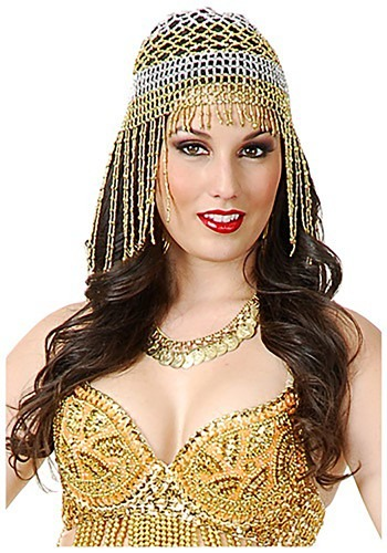 Golden Genie Headpiece