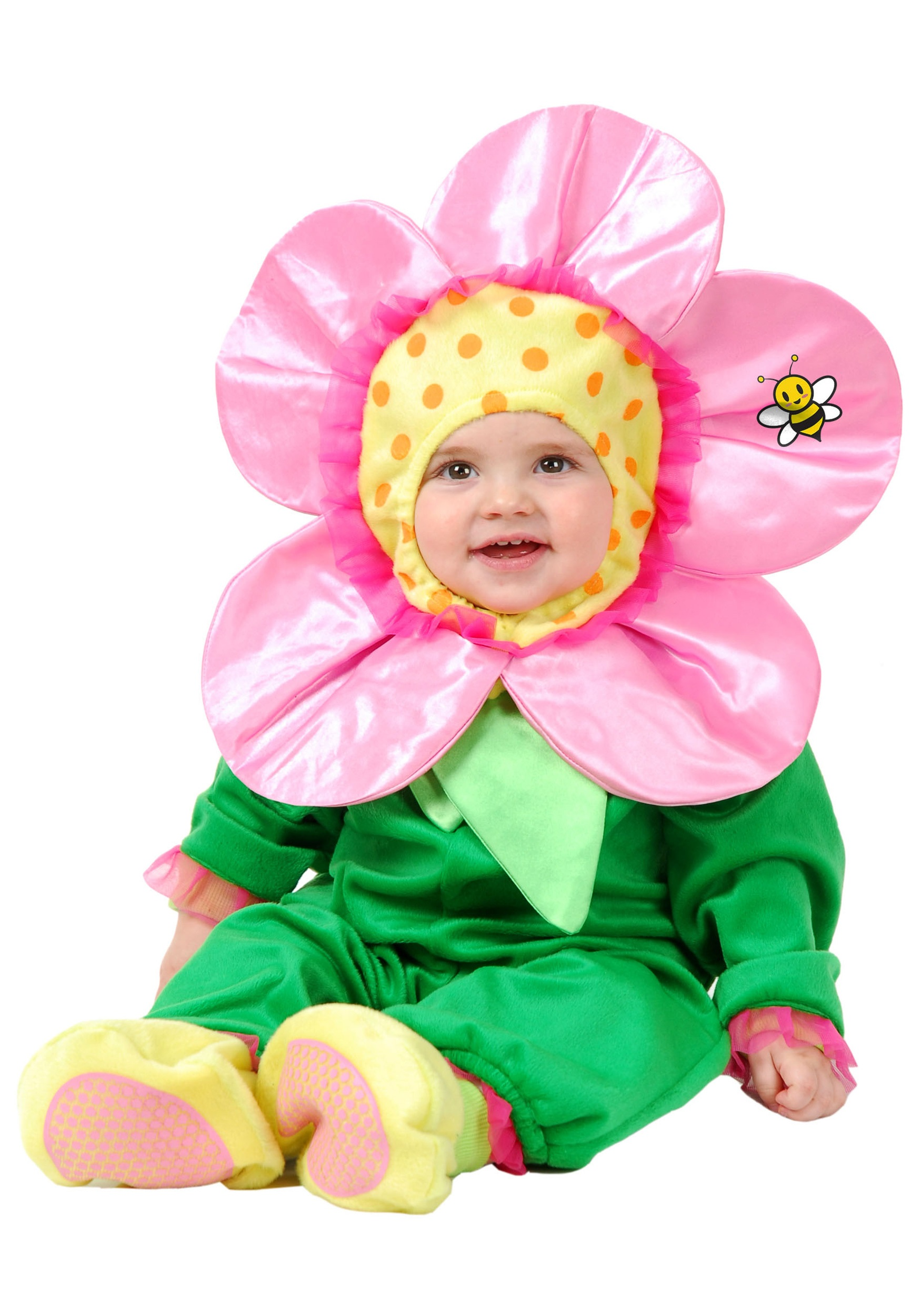 Little Flower Baby Costume  sc 1 st  Halloween Costume & Little Flower Baby Costume - Infant and Toddler Easter Costumes