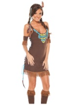 Indian Temptress Maiden Costume