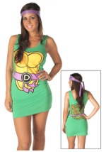 Purple TMNT Donatello Dress
