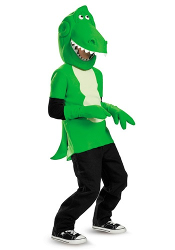 Toy Story Rex Kids Costume