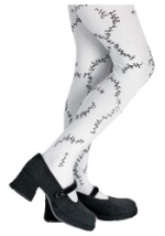 Child Stitched Tights
