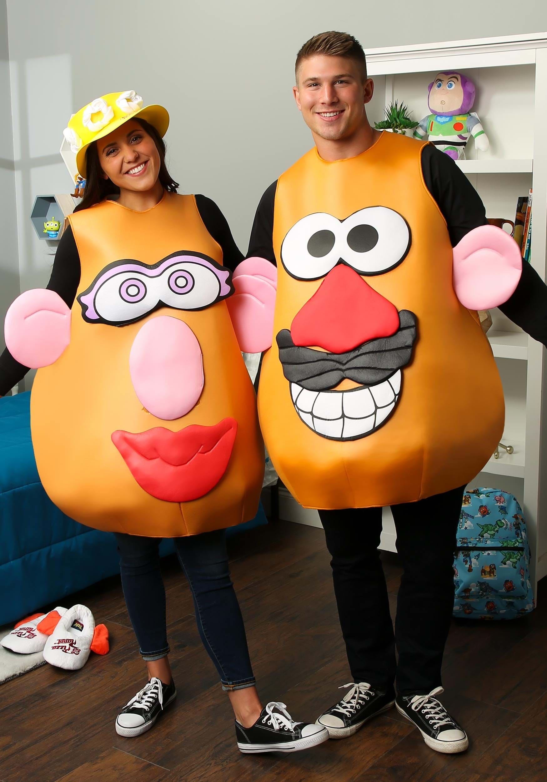 Unique Homemade Costume Ideas For Women Funny Couple Costumes ...