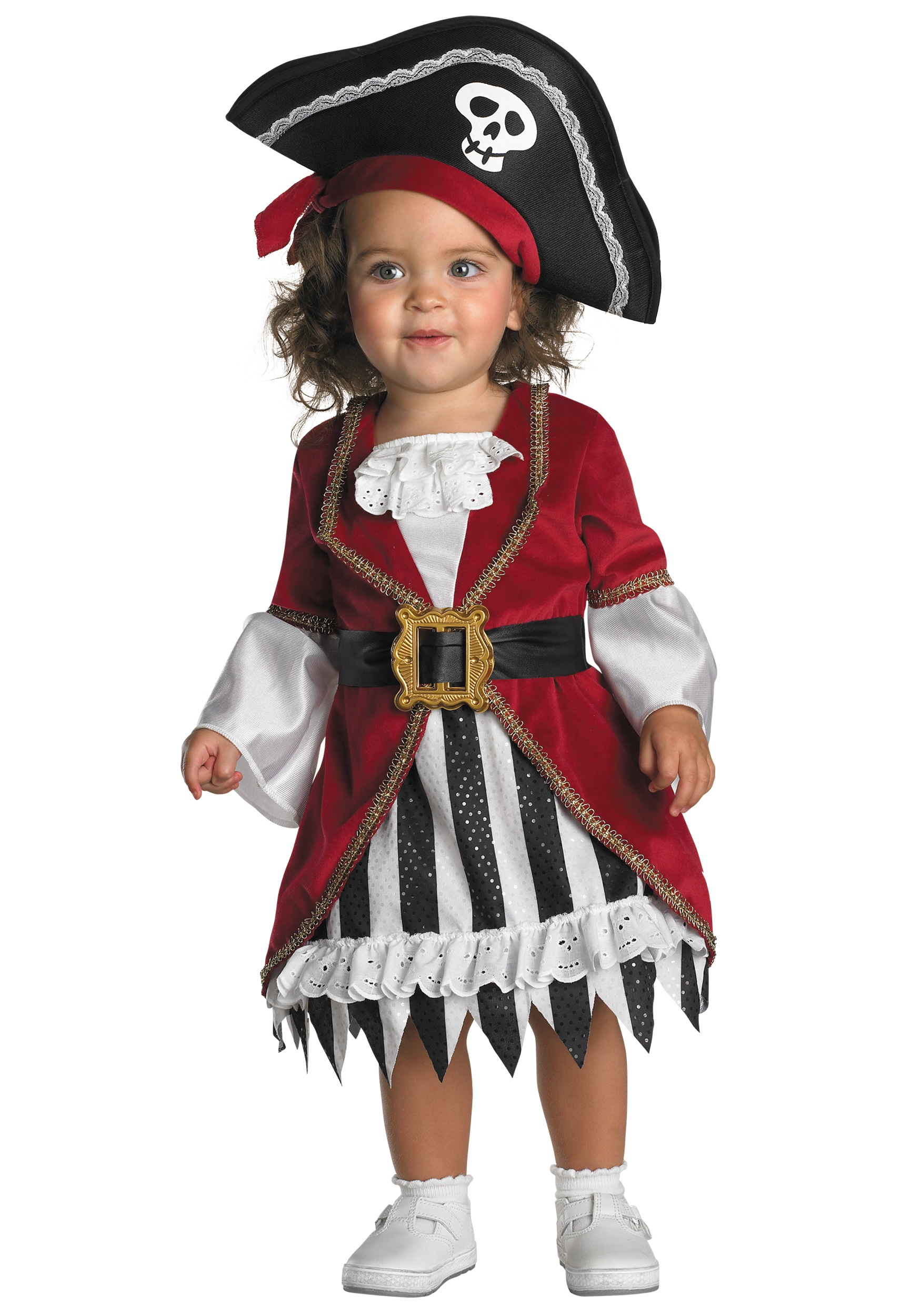 Toddler Pirate Princess Costume  sc 1 st  Halloween Costume & Toddler Pirate Princess Costume - Girls Pirate Halloween Costumes