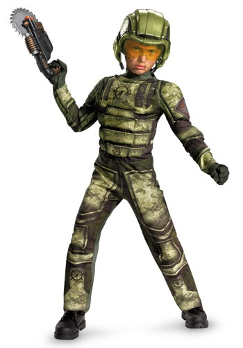 Child Foot Soldier Costume