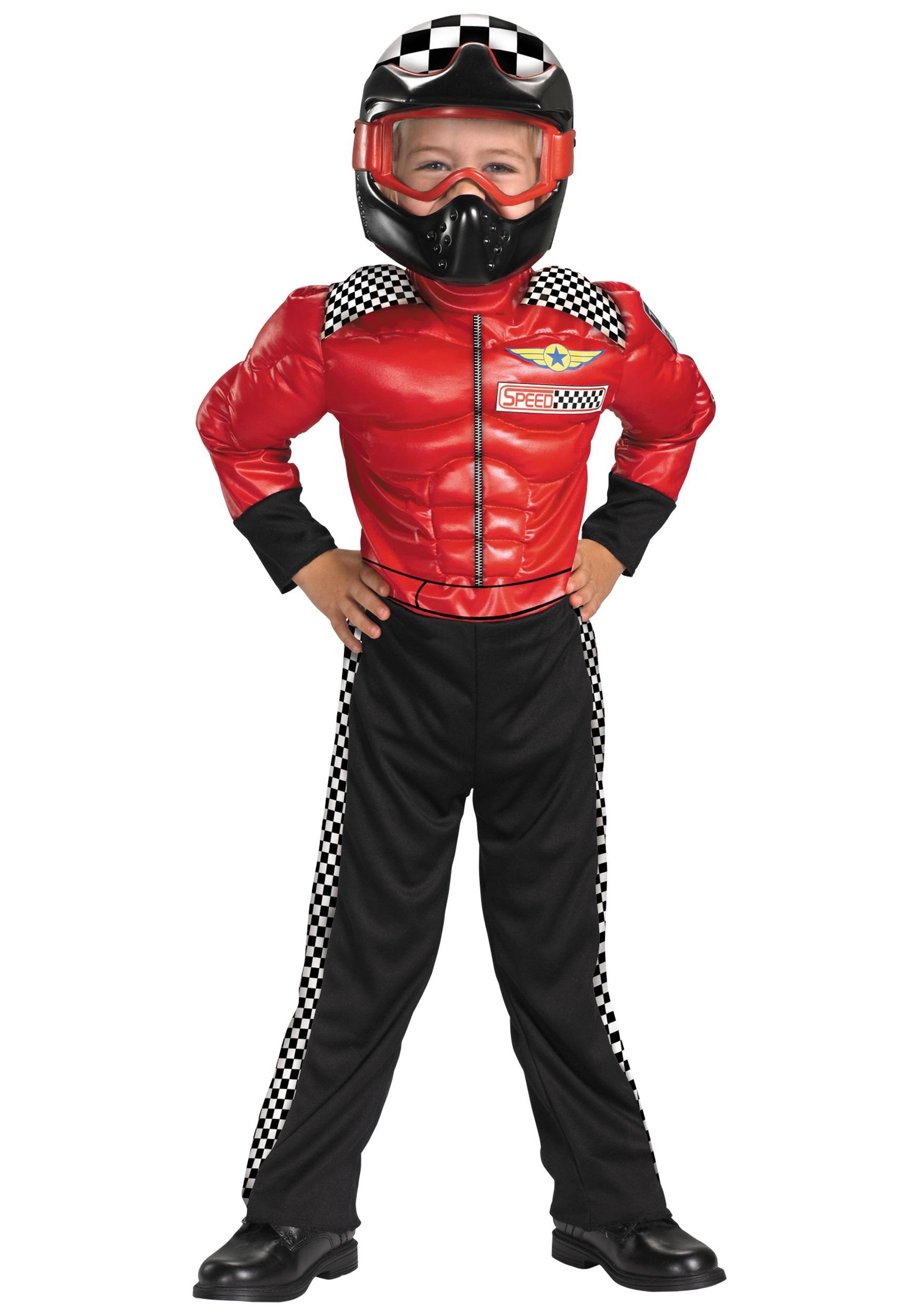 turbo racer costume