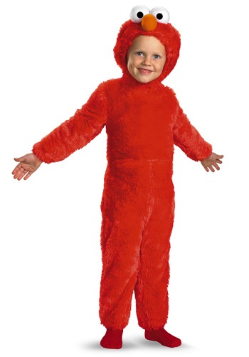 Kids Sesame Street Elmo Costume